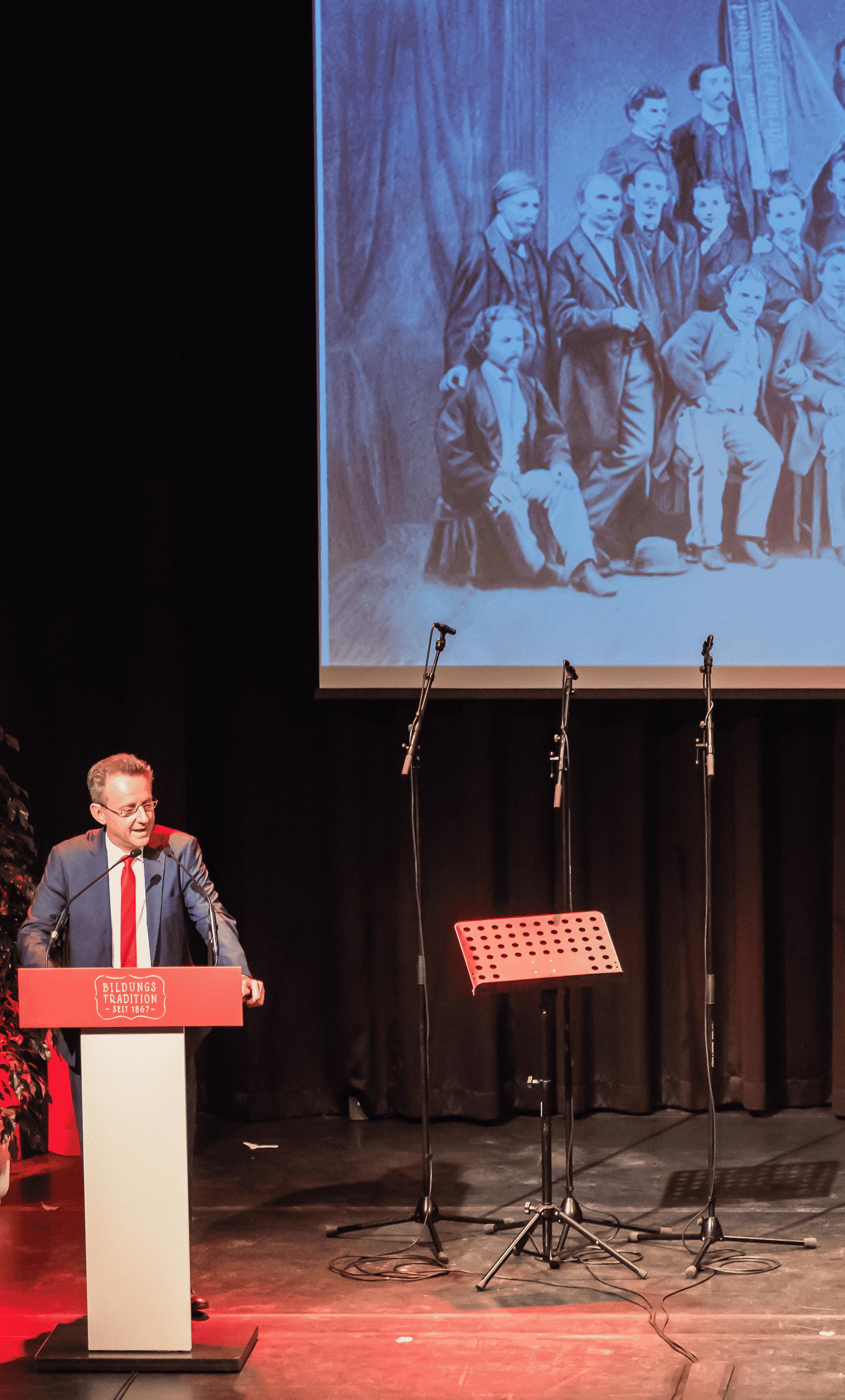 150 Jahre Arbeiterbildungsverein Ernst Woller
