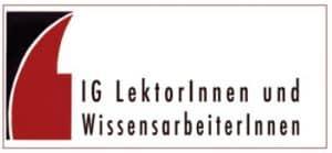 Logo © IG LektorInnen und WissensarbeiterInnen