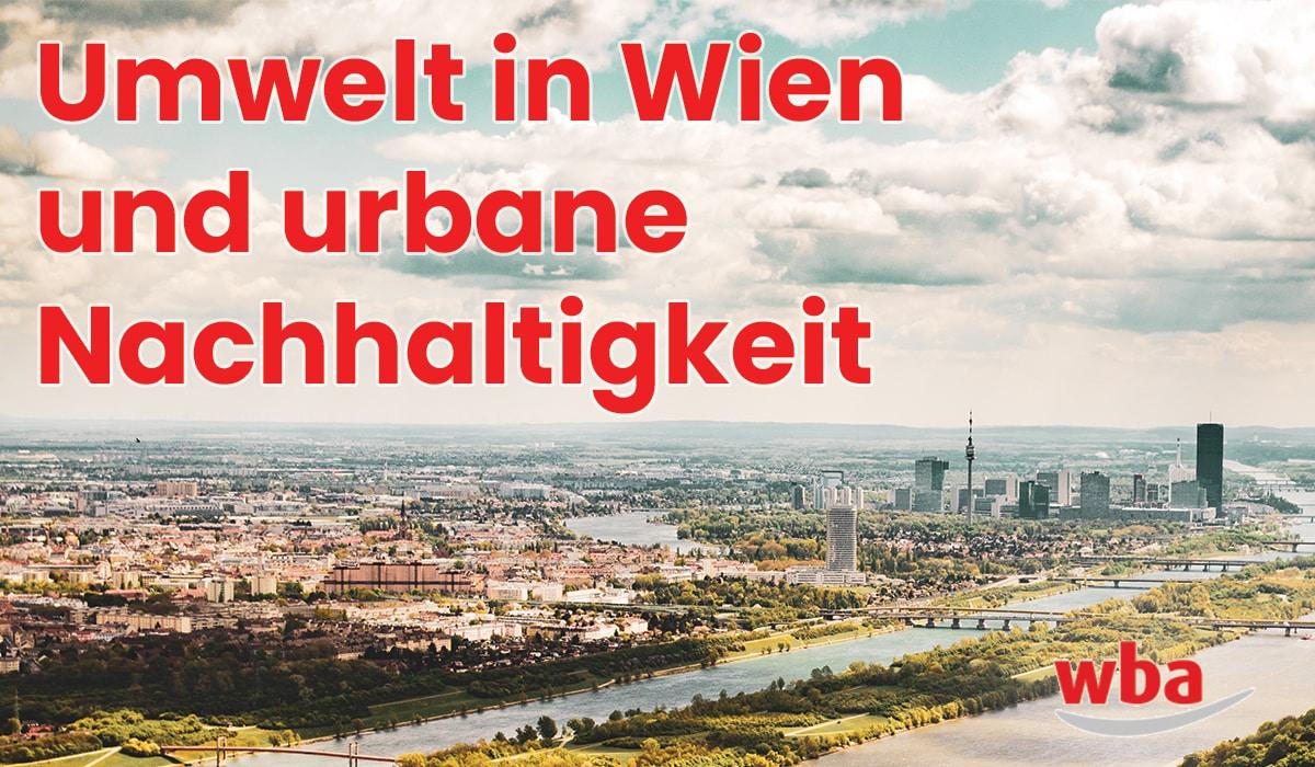 Umwelt in Wien