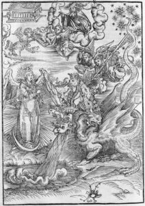 Luther – Das Neue Testament – Apokalypse © Wikimedia Commons (author: Catrin)